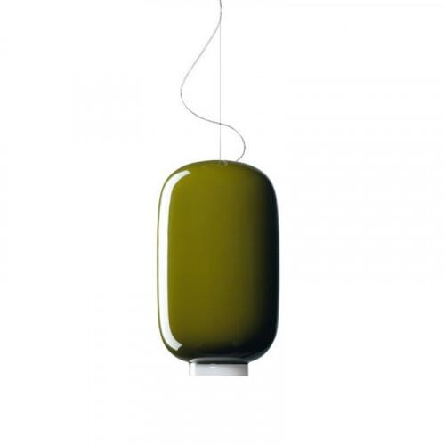 Foscarini Chouchin Mini 2 Sospensione Verde