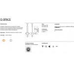 Foscarini O-Space Sospensione Bianco