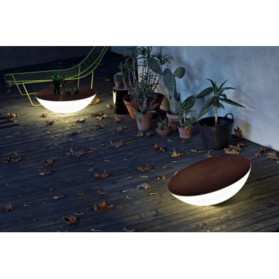 Foscarini Solar Outdoor Marrone
