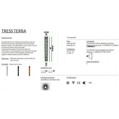 Foscarini Tress Terra Media