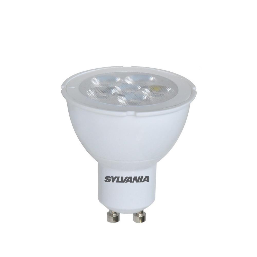 Lampadina LED 5W GU10 220V 36° 345lm dicroica LED per faretti spot