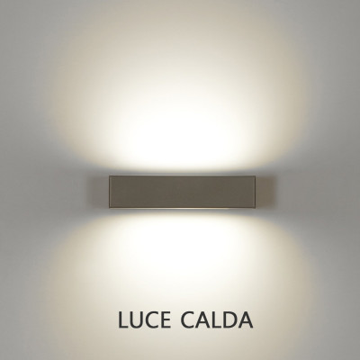 ESSENZA 22 APPLIQUE LED LUCE CALDA