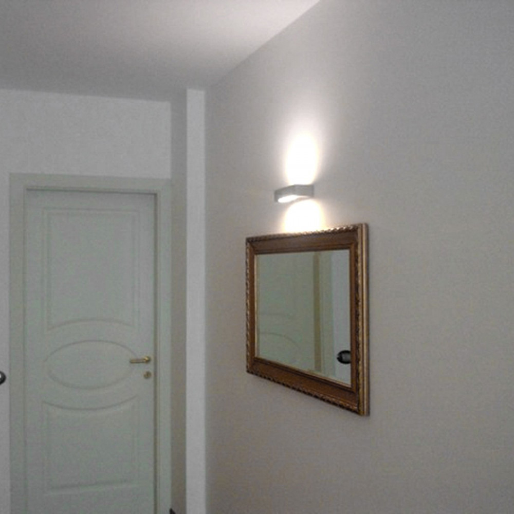 Bridge applique lampada parete led applique led biemissione applique led - Lampada led design ...