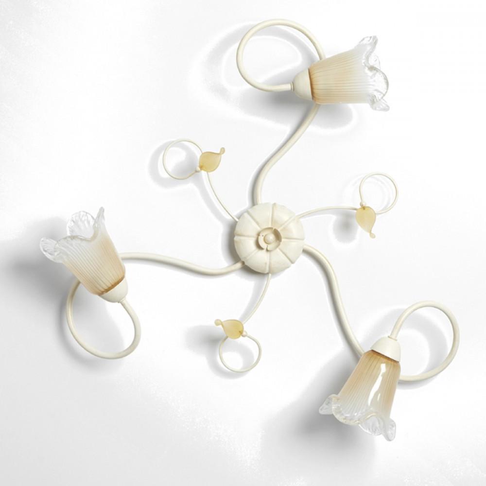 Lampada soffitto classica - Plafoniera - Plafoniere - Lampade soffitto classiche