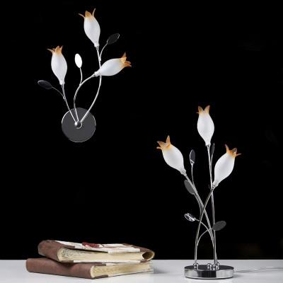 FLOWER - LAMPADA TAVOLO E APPLIQUE
