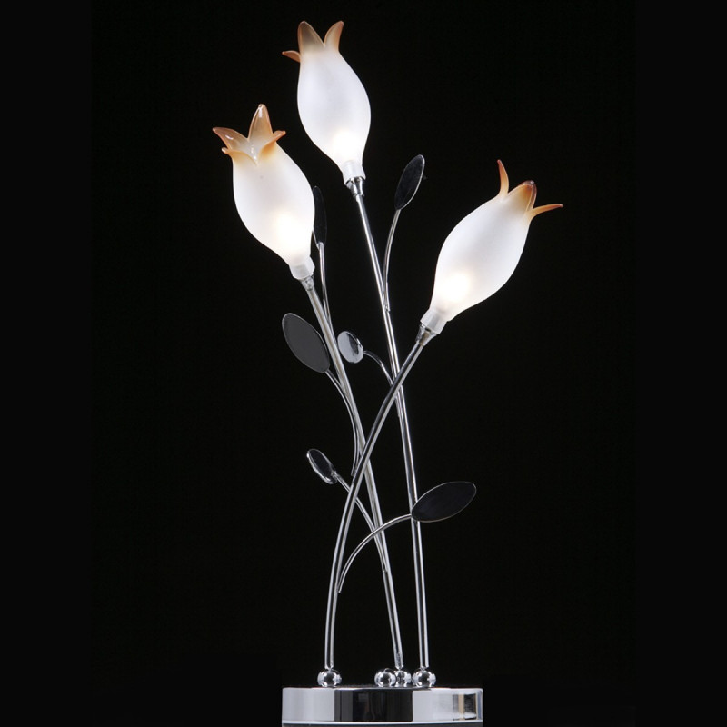 FLOWER - LAMPADA TAVOLO COMODINO
