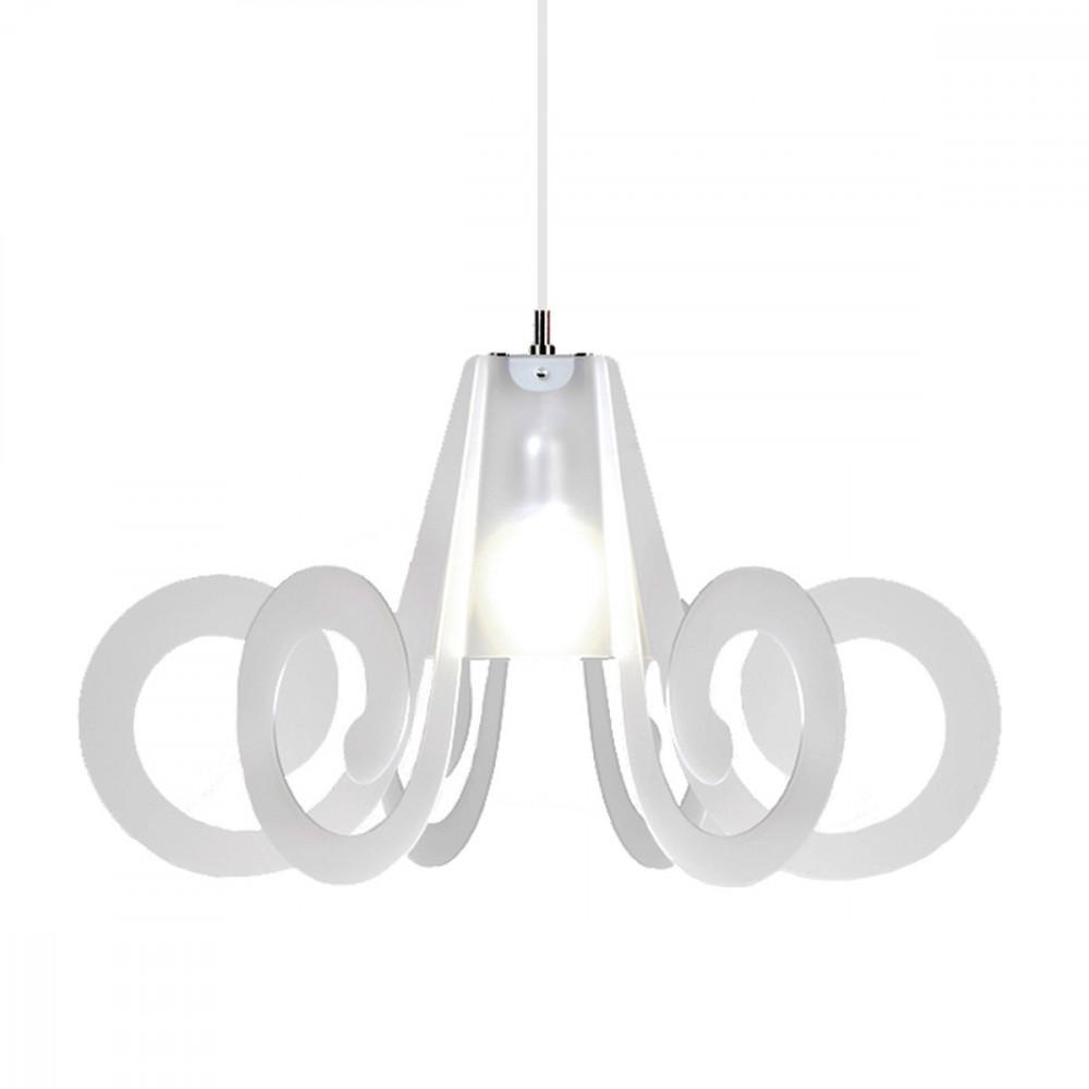 lampadario ricciolo : Lampadario Ricciolo Emporium , disponibile nei colori standard ...