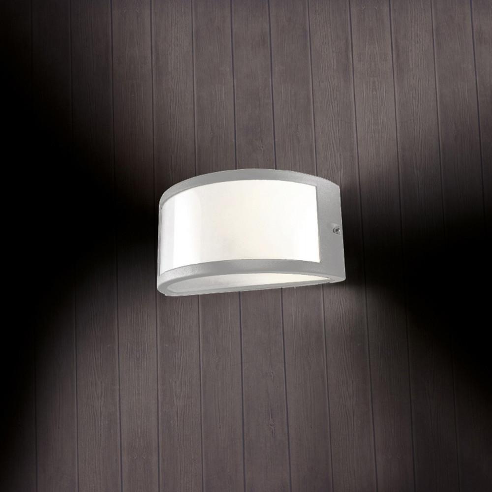 Lampade Applique Da Parete Per Esterno: Lampada da parete per esterni a led w bianco neutro eco ...
