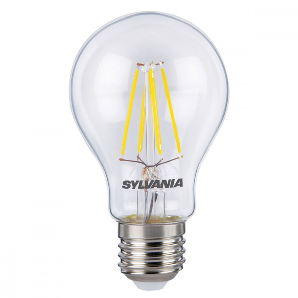 Lampadina led filamento 5w e27 equivalente 50w for Lampadine led lexman