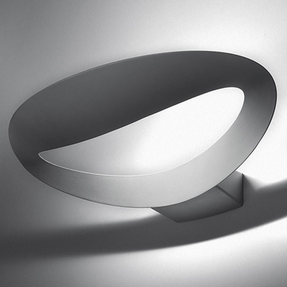 artemide mesmeri led applique led mesmeri di artemide. Black Bedroom Furniture Sets. Home Design Ideas