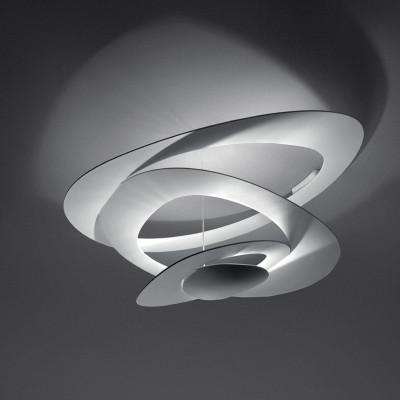 ARTEMIDE PIRCE SOFFITTO D. 97 CM LED BIANCO - ACCESA