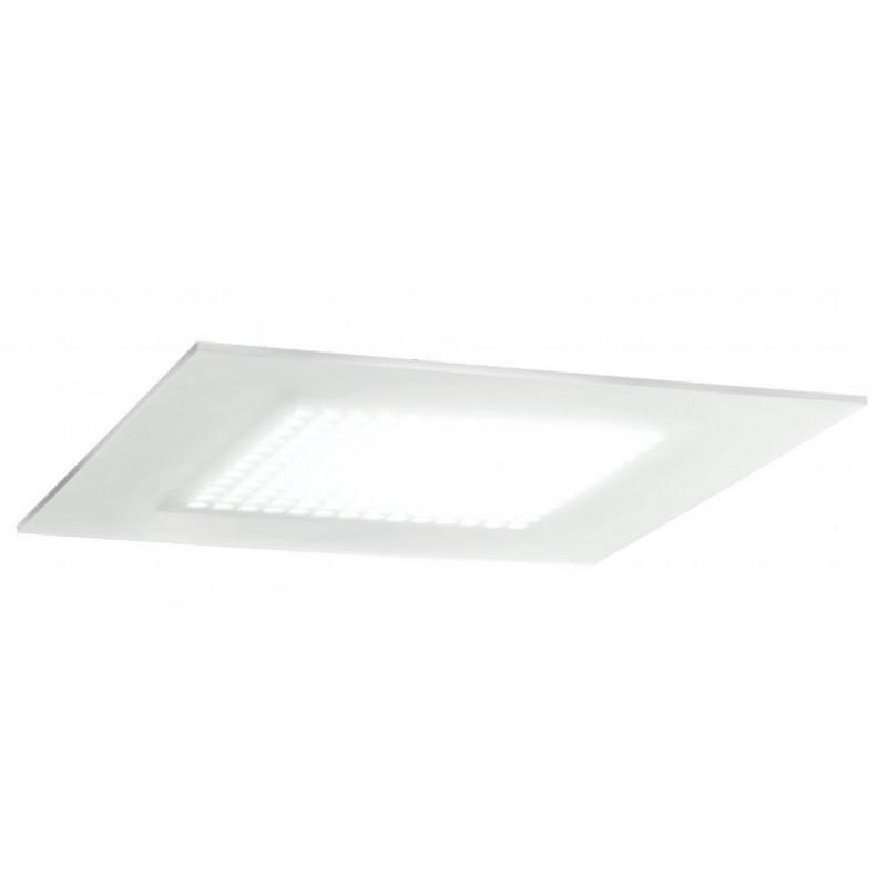 Dublight LED Plafoniera Quadra cm 60