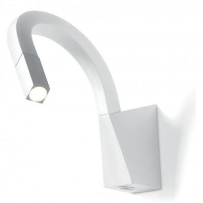 Snake LED Parete Quadra Con Interrutore