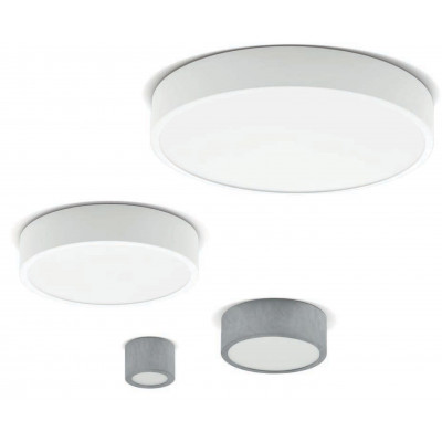 Circle Box LED Applique  cm 24