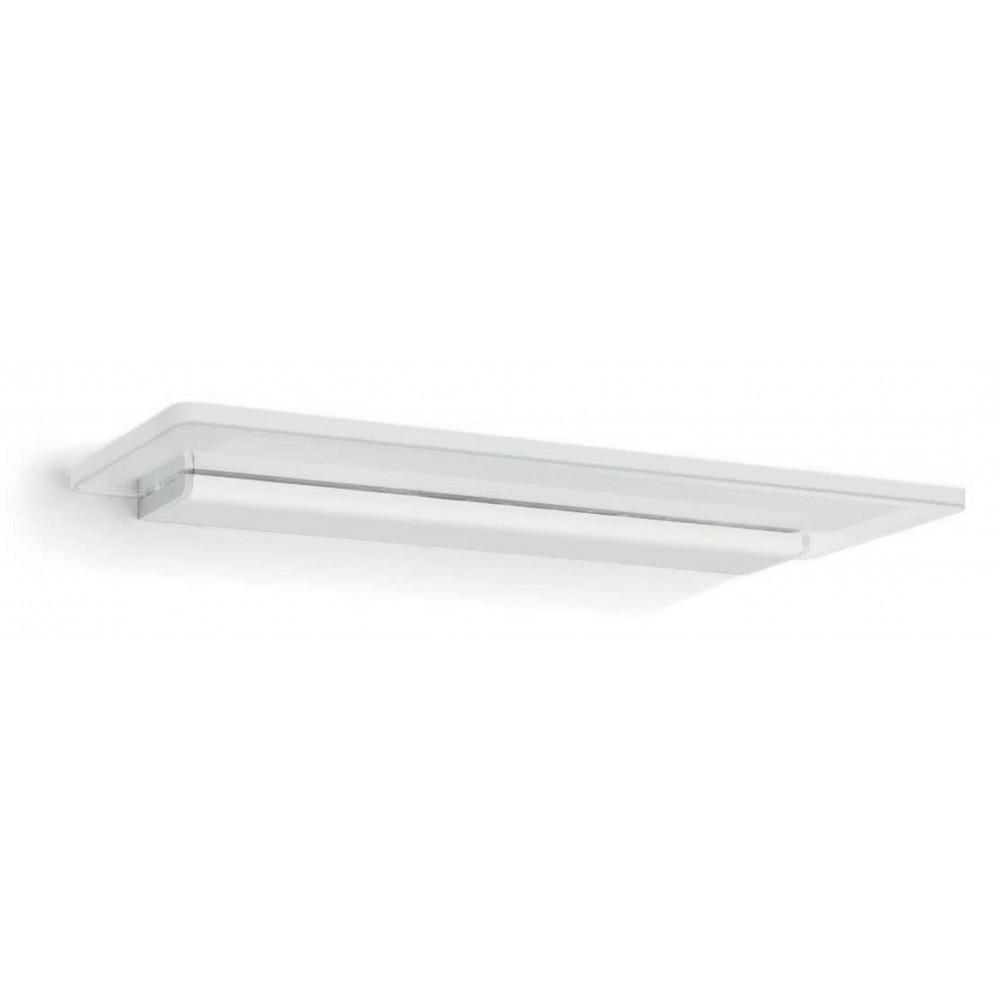 Linea light skinny applique led bagno piccola parete linea light - Applique bagno led ...