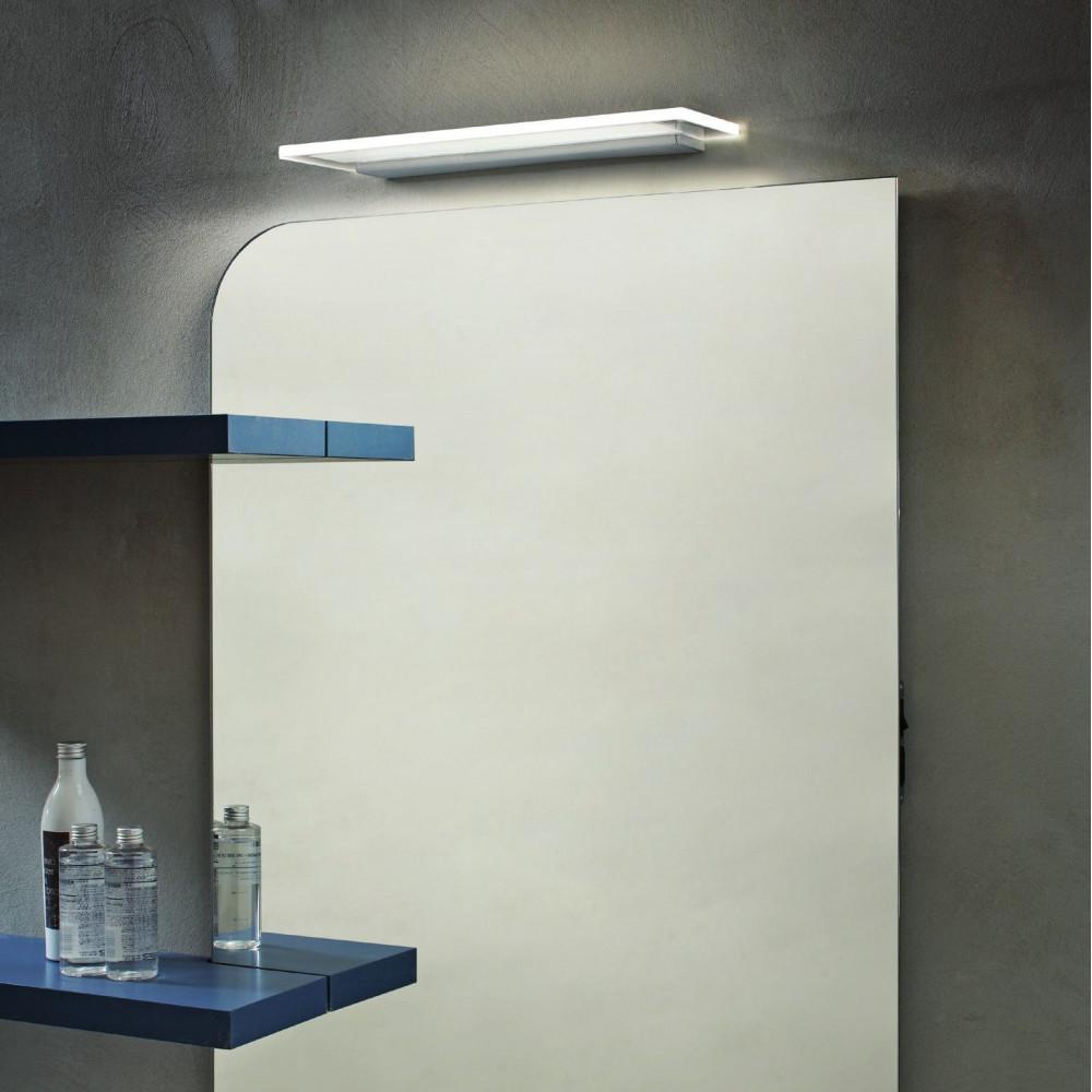 Linea light skinny applique led bagno grande eluce - Applique bagno led ...