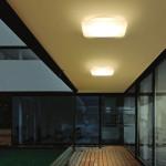 MyWhite LED Plafoniera Quadra Grande Esterno