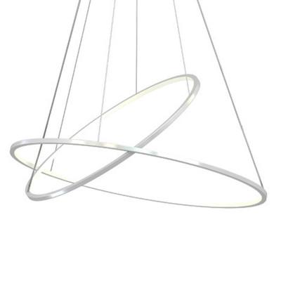 BILUCE OPPOSIT LAMPADA SOSPENSIONE CON ANELLI