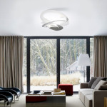 ARTEMIDE PIRCE MINI SOFFITTO ALOGENA