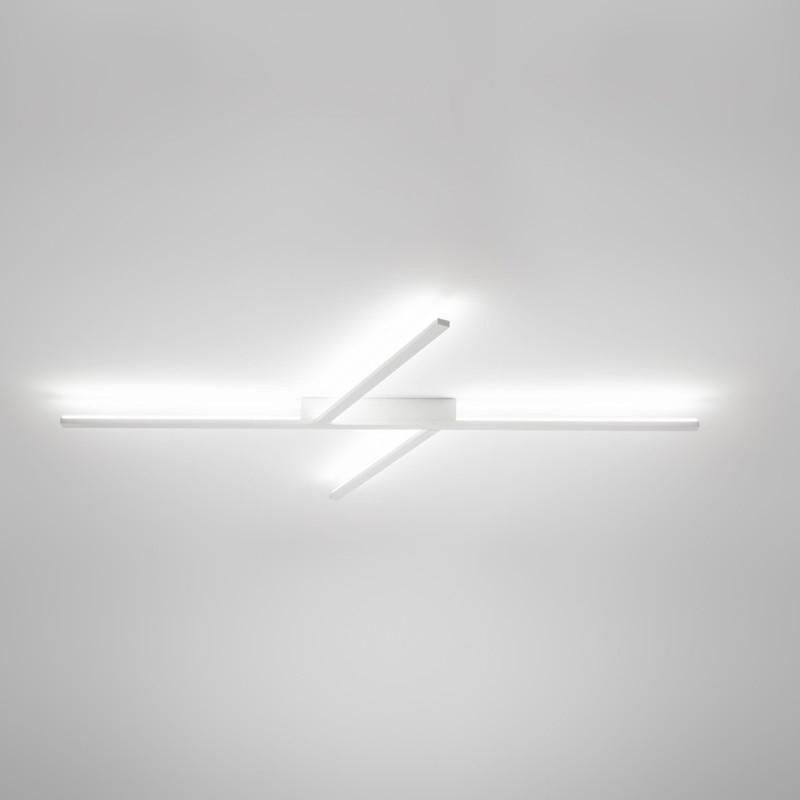 Linea Light MA&DE Xilema Plafoniera Applique LED 47W