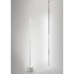 Linea Light MA&DE Xilema Led Lampada Terra Soffitto