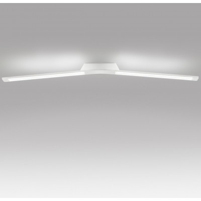 Linea Light MA&DE Lama Led Plafoniera Biemissione 45W