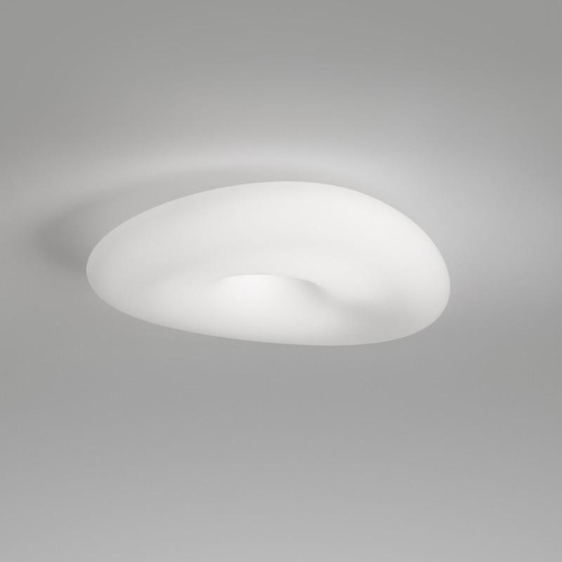 Linea Light MA&DE Mr Magoo Plafoniera Circolare 73 cm 44W LED