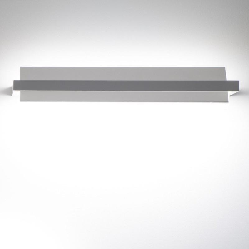 Linea Light MA&DE Tablet Led Applique Cm 41.9 19W Orientabile Biemissione