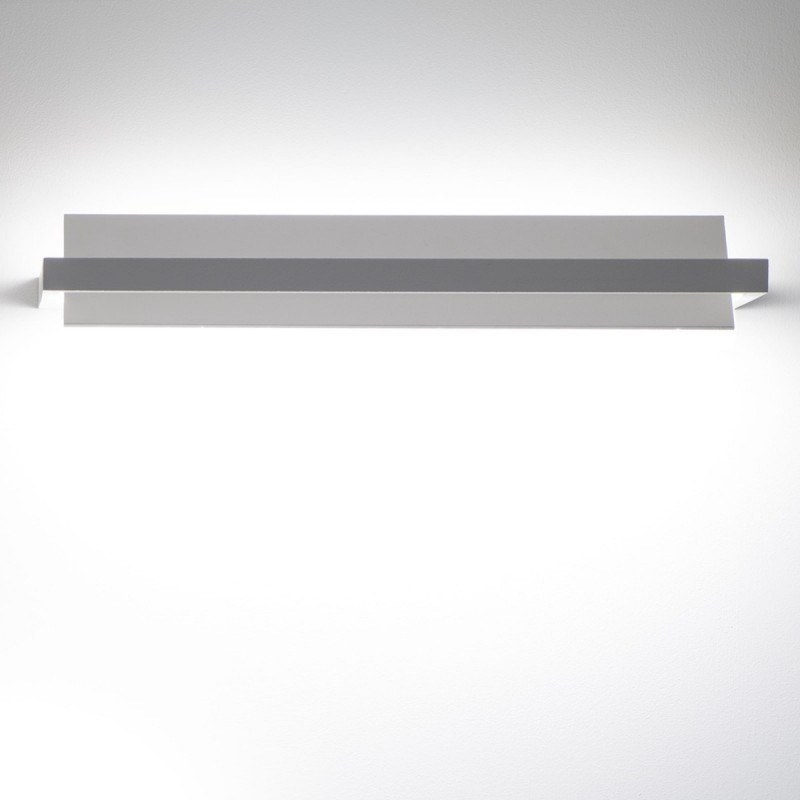 Linea Light MA&DE Tablet Led Applique Cm 96 14W Orientabile Biemissione