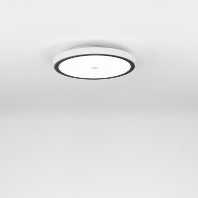 Linea Light MA&DE Light Game Led Plafoniera Cm 23.7 Orientabile 12W