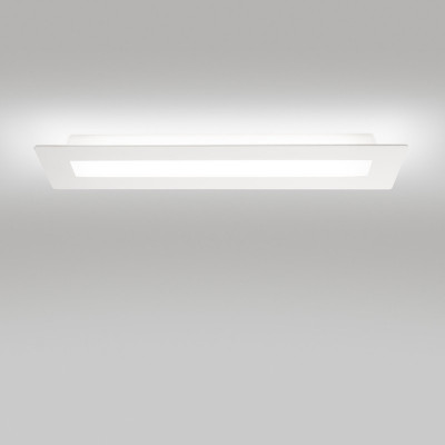 Linea Light MA&DE Square Led Plafoniera Rettangolare Cm 109 42W