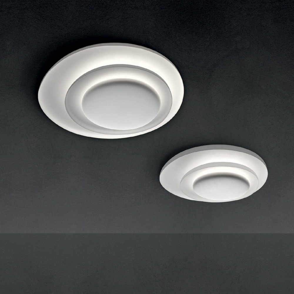 Foscarini Bahia Led Applique E Plafoniera Led 43w Eluce Storeit