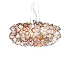 SLAMP CLIZIA LARGE GRANDE 78 CM ARANCIO (ORANGE)