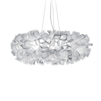 SLAMP CLIZIA LARGE GRANDE 78 CM BIANCO (WHITE)