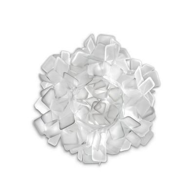 SLAMP CLIZIA Plafoniera 53 cm BIANCO WHITE