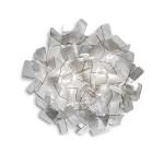 SLAMP CLIZIA Plafoniera 53 cm FUMé