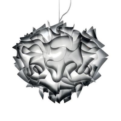 SLAMP VELI Lampada Sospensione Large 60 cm Nero Charcoal