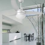Ventilatore da Soffitto Moderno Grigio