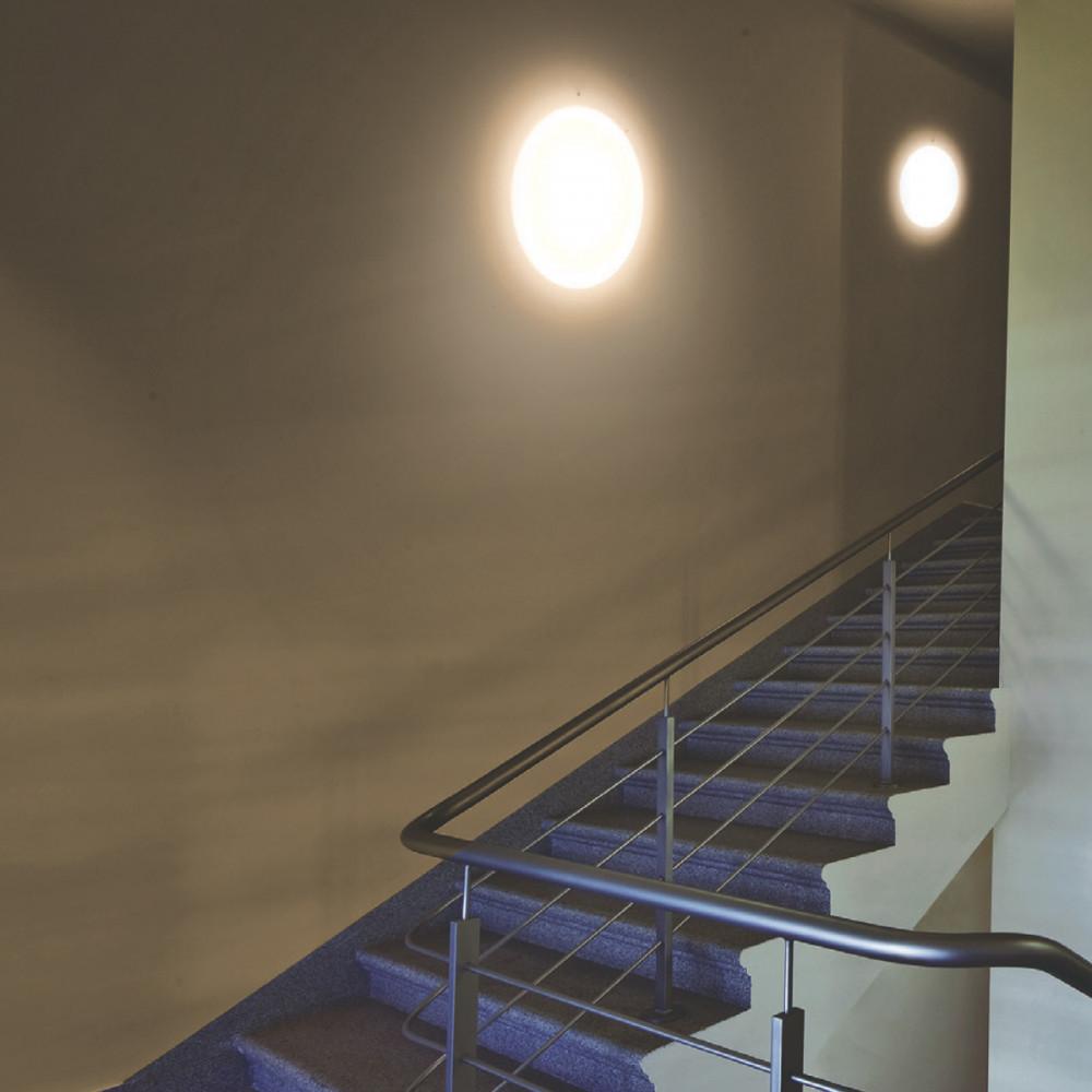 Linea Light MyWhite LED Plafoniera Tonda Piccola Esterno - eluce-store.it