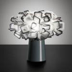 Slamp Clizia Table Lampada da Tavolo Nero