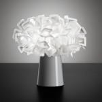 Slamp Clizia Table Lampada da Tavolo Bianco