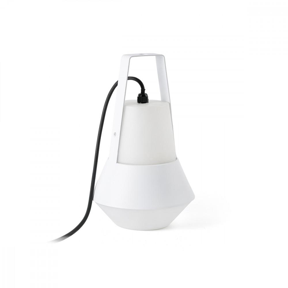 Cat lanterna design per esterno for Lampade da appoggio