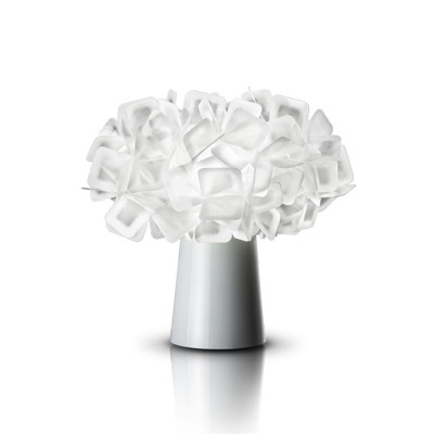 SLAMP CLIZIA TABLE Bianco - White