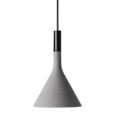 Foscarini Aplomb Mini Lampada Sospensione - Grigio