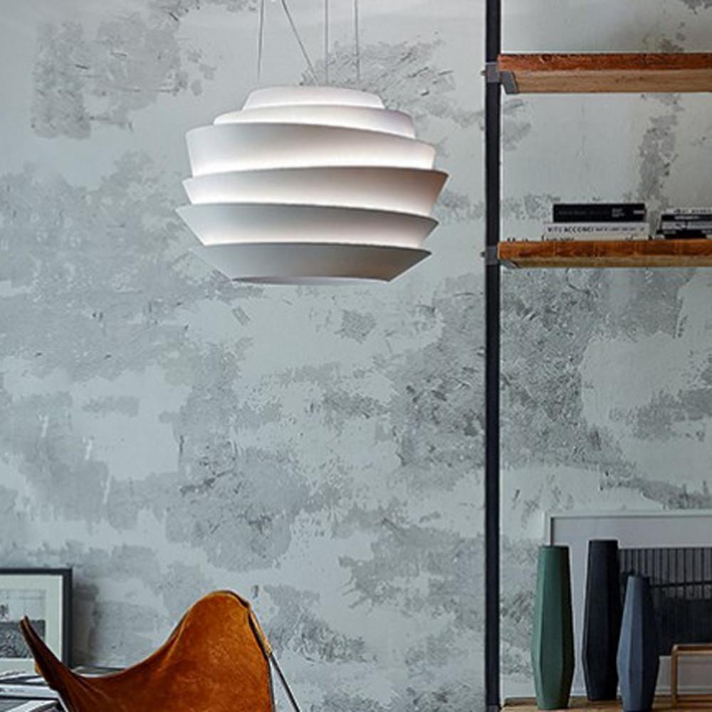 foscarini le soleil lampada sospensione 62 cm. Black Bedroom Furniture Sets. Home Design Ideas
