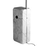 FLOS ARCO lampada terra telescopica con base in marmo