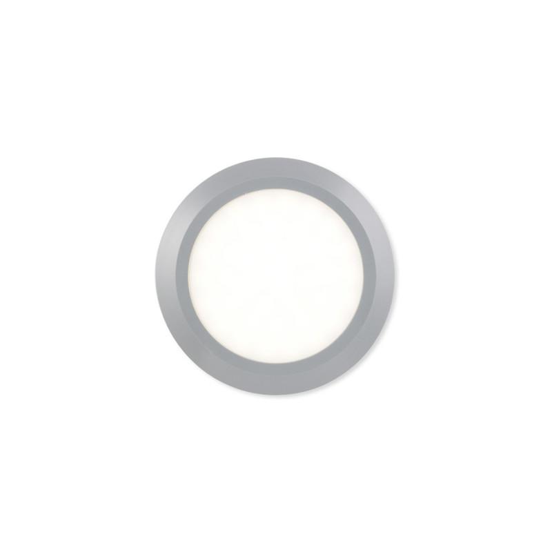 SMILE 1 applique SEGNAPASSI LED rotondo per esterni