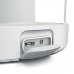 Presa USB per ricarica lampada tavolo LED batterie