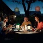 Lanterna LED batterie ricaricabili Abelia