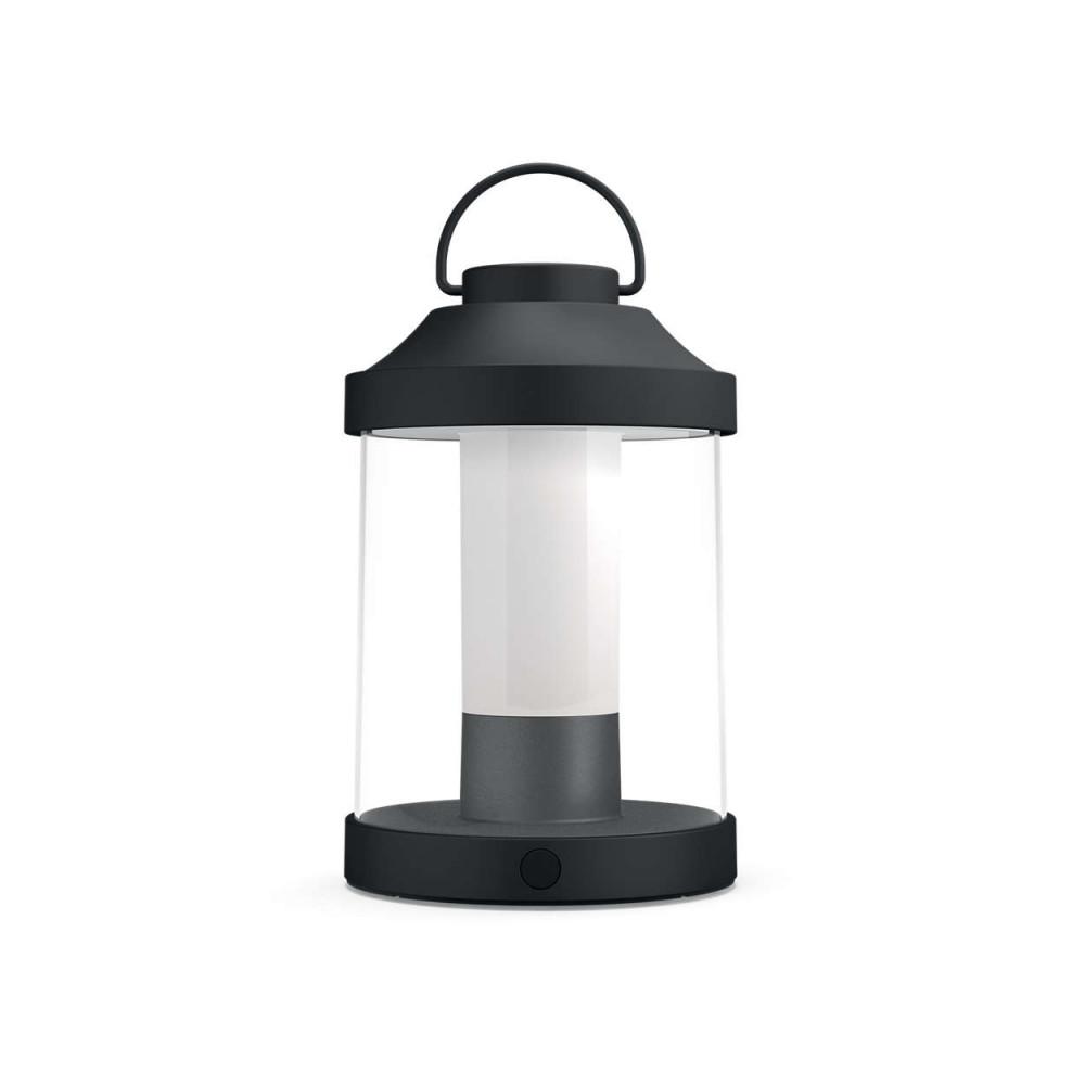 Philips abelia lanterna led lampada tavolo batterie - Lanterne per esterni da giardino ...